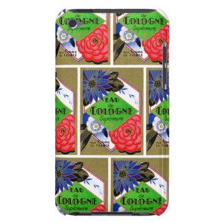 Flores 1925 de Superieure del perfume de Francia Barely There iPod Carcasas