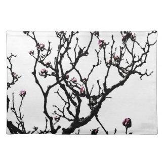 Flores 2 de la magnolia manteles