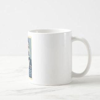 Flores 4 President Coffee Mug