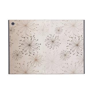 Flores abstractas iPad mini funda