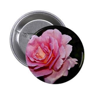 "Flores amarillas híbridas de ""Tiffany"" del rosa de Pins"