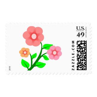 Flores animadas envio
