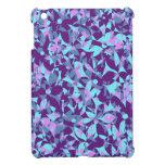 Flores apretadas iPad mini protector