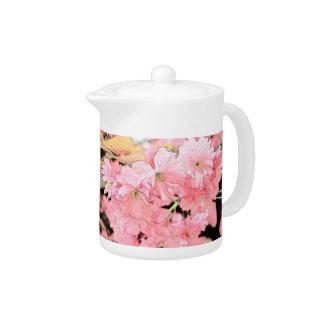 Flores artísticas preciosas de la flor de cerezo