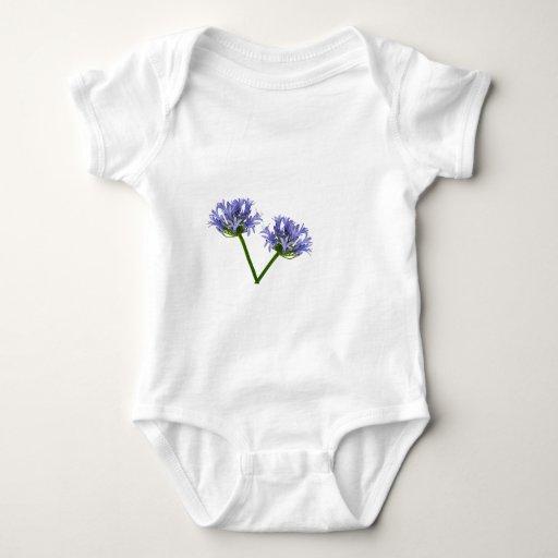 Flores azules t shirts