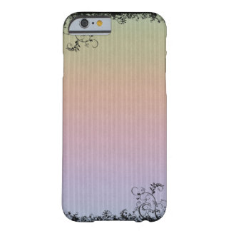 flores barely there iPhone 6 case