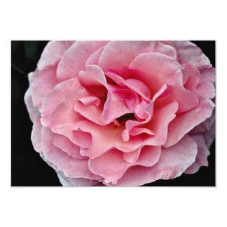 """Flores blancas del """"placer"""" de Floribunda Invitaciones Personales"""