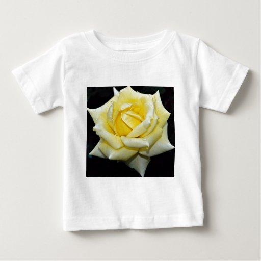 """Flores blancas híbridas de """"Helmut Schmidt"""" del T-shirt"""