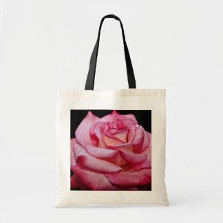 """Flores blancas híbridas de la """"elegancia escarpada bolsa"""