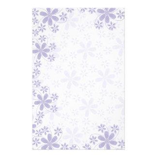 Flores bonitas Efectos de escritorio-Florales Papelería
