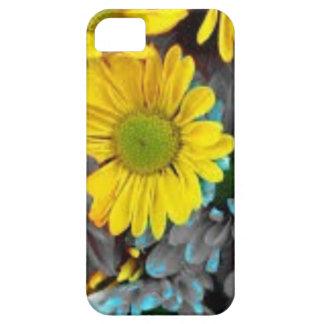 flores bonitas funda para iPhone 5 barely there