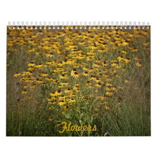 Flores Calendarios