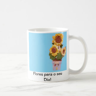 Flores Coffee Mug