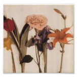 flores cojinete