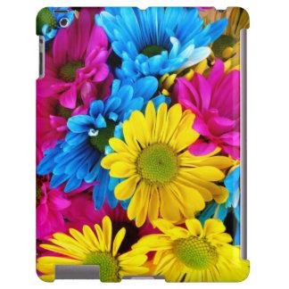 Flores coloreadas hermosas florales