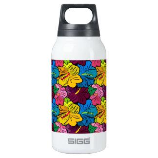 Flores coloridas brillantes del hibisco