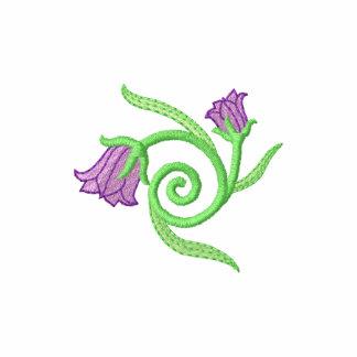 Flores con la vid