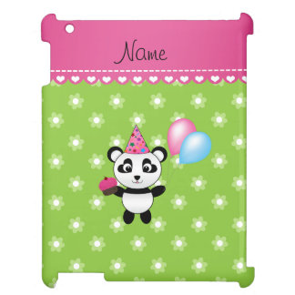 Flores conocidas de encargo del verde de la panda