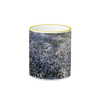 Flores de abril--Taza