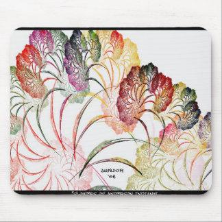 Flores de Anderson Indiana Alfombrilla De Ratones
