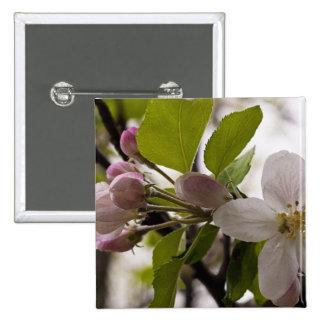 Flores de Apple Pins