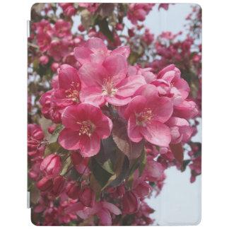 Flores de Apple de cangrejo Cover De iPad
