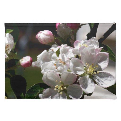 Flores de Apple Mantel Individual