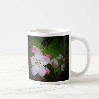Flores de Apple Taza