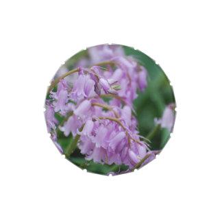 Flores de Bell bonitas Frascos De Dulces