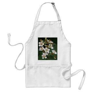 Flores de Blackberry en flor Delantal