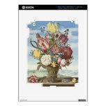 Flores de Bosschaert iPad 3 Skins