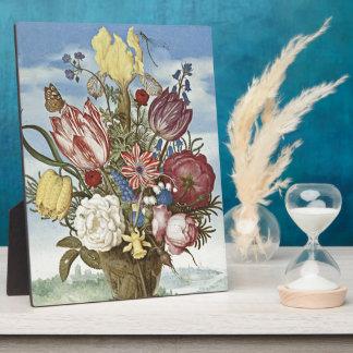 Flores de Bosschaert Placas Con Foto