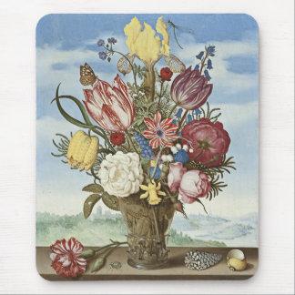 Flores de Bosschaert Tapetes De Raton