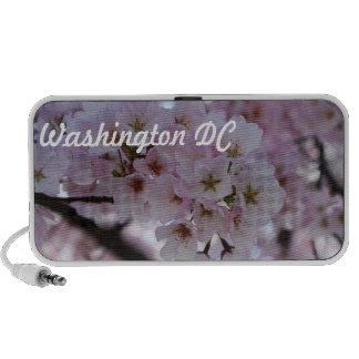Flores de cerezo notebook altavoz
