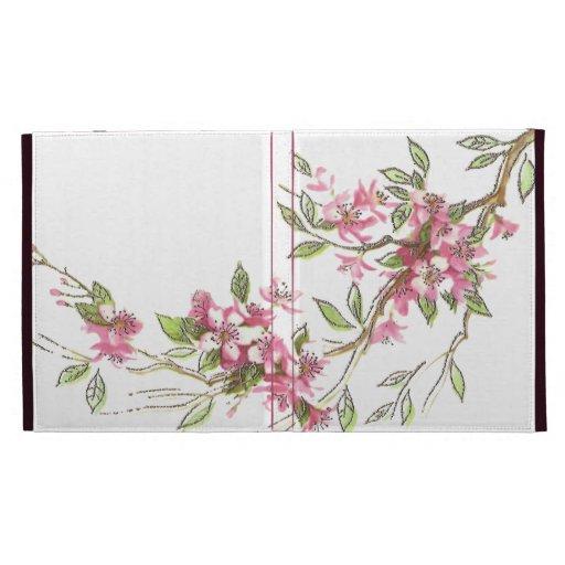 Flores de cerezo del vintage