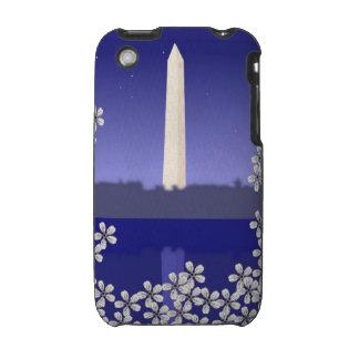 Flores de cerezo en Washington DC Protectores Para El iPhone 3