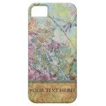 Flores de cerezo iPhone 5 cárcasa