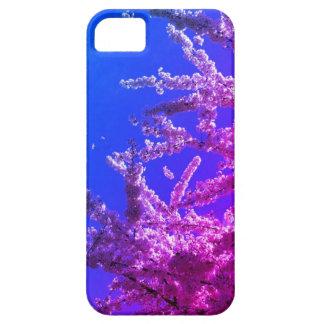 Flores de cerezo iPhone 5 funda
