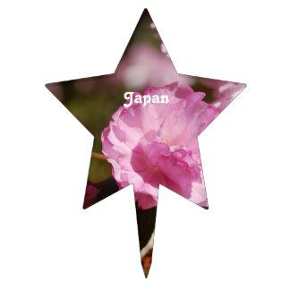Flores de cerezo japonesas decoraciones de tartas
