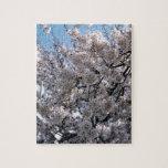 Flores de cerezo japonesas Sakura Puzzle