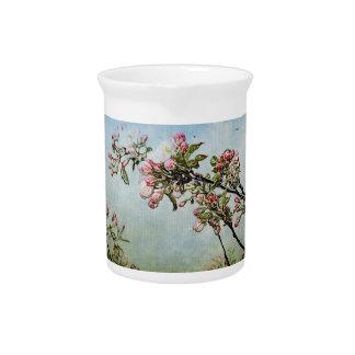 Flores de cerezo jarron