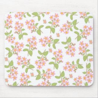 Flores de cerezo Mousepad