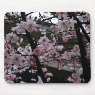Flores de cerezo Mousepad Alfombrilla De Raton