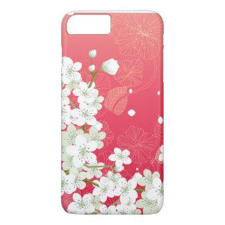 Flores de cerezo Sakura Funda iPhone 7 Plus