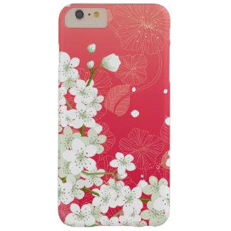 Flores de cerezo Sakura Funda Para iPhone 6 Plus Barely There