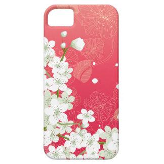 Flores de cerezo Sakura Funda Para iPhone SE/5/5s