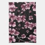 Flores de cerezo Sakura Toalla