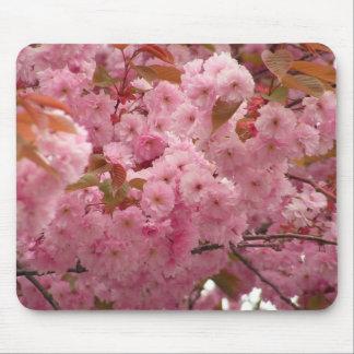 Flores de cerezo tapete de raton