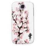 Flores de cerezo y kanji 3G/3GS