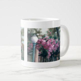Flores de conexión en cascada taza grande